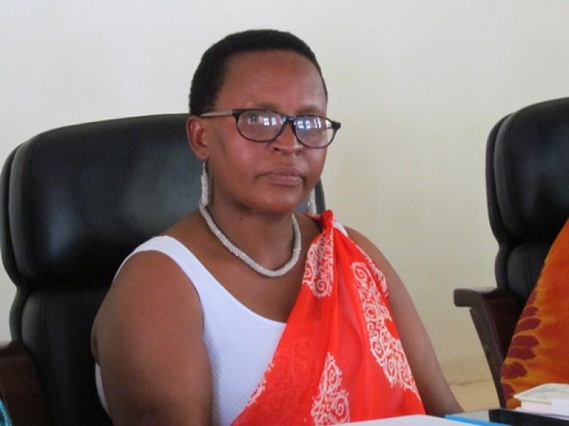 Umuhire Christiane, watorewe kuba umuhuzabikorwa wa CNF Kicukiro.