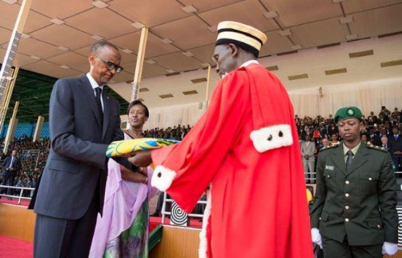 Perezida Kagame yarahiriye kuyobora u Rwanda, Dipolomasi y'u Rwanda yariyerekanye – Intyoza