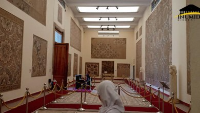صورة متحف تيمقاد : فسيفساء نادرة على مساحة 1121 متر مربع شاهدة على الثراء الأثري لتاموقادي