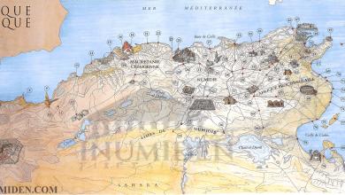 Photo de Les cités et les royaumes numides et maures