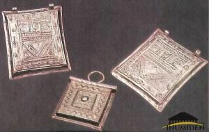 Porte amulette (Pays Touareg - Hoggar)