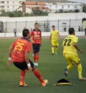 Action du match USC-CAB