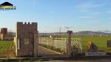 Photo de Le mausolée de Cedias à Tazouggaght
