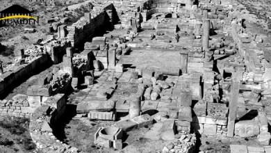 Photo de Basilique de Vegesela , la plus ancienne église donatiste de Numidie
