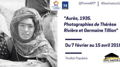 Photo de Aurès  1935- Photographies de Thérèse Rivière et Germaine Tillion exposé à Montpellier (France)