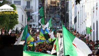 Photo de Algérie : la jeunesse en première ligne, face au système militaro-FLN