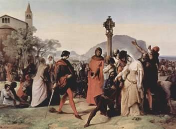 La grande Rivoluzione Siciliana del Vespro: oggi una messa in suffragio delle vittime
