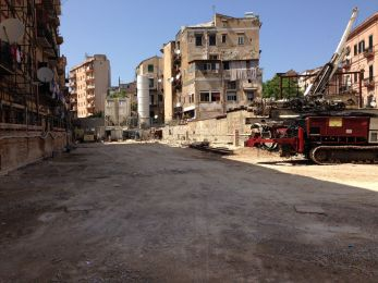 Palermo, le palazzine danneggiate dai lavori del Passante ferroviario andranno giù?