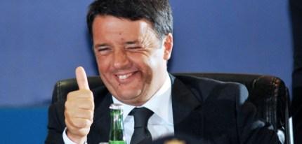 Renzi in Sicilia: uno Stato ladrone e mafioso ci restituisce (forse) un po' dei soldi nostri!