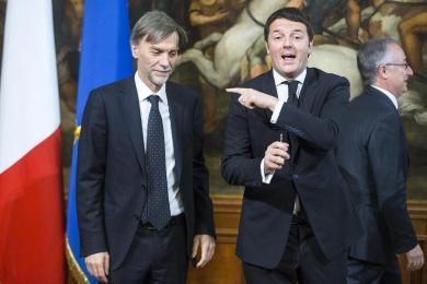 Incidente in Puglia, quando Delrio diceva che nel Sud le Ferrovie non devono investire perché ci sono le rocce...