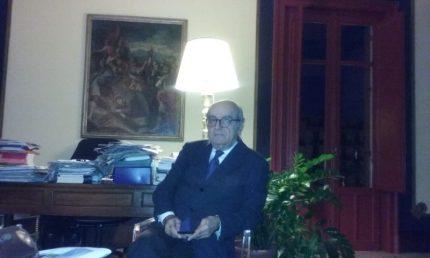 """Il prof Piraino: """"Serve un'Assemblea Costituente"""". La Sicilia? """"No ad intese con lo Stato"""""""