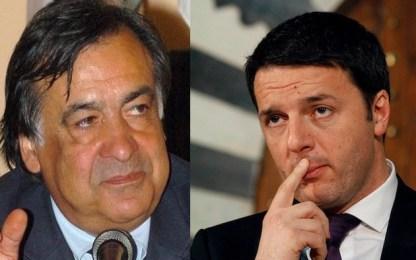 Leoluca Orlando? Prova a mettere assieme D'Alema, Cardinale, Alfano e Delrio...
