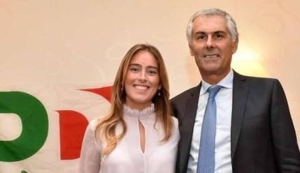 Maria Elena Boschi in Sicilia: farà fare a Micari la fine che hanno fatto lei e Renzi al referendum?