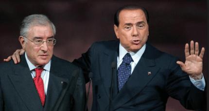 Berlusconi e l'infamia dell'ombra della mafia