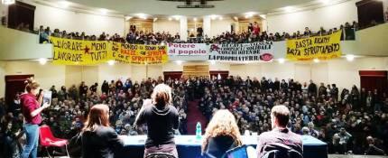 """Potere al Popolo alla Rai Sicilia: """"Non siamo fantasmi"""""""