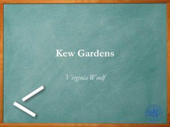 Incipit/ Kew Gardens