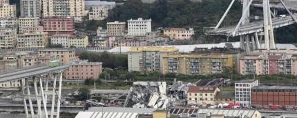 Il crollo del Ponte Morandi di Genova: due questioni cruciali/ MATTINALE 137
