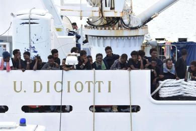 Il caos sulla nave 'Diciotti': ma chi è che doveva decidere?
