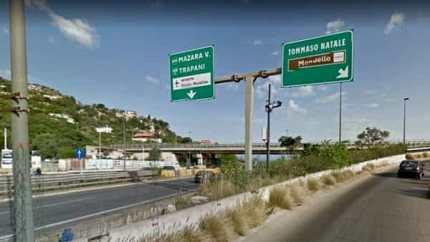 Il Ponte Morandi sopra le case: anche a Palermo, a Tommaso Natale, vent'anni fa...