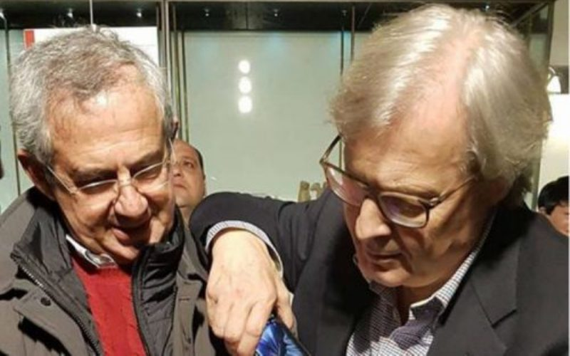 "Cuffaro all'Ars. Miccichè: Non lo censuro. ""La censura non è nel mio Dna"". Ma ha censurato Giuseppe Arnone (VIDEO)"