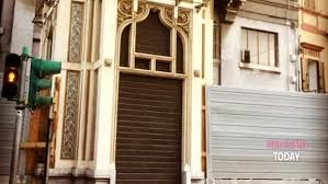 Palermo, il Chiosco Ribaudo di Piazza Castelnuovo sfigurato!