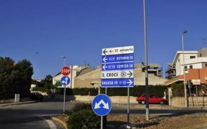 Strada statale 115 Vittoria-Comiso-Ragusa: un milione di euro buttato al vento