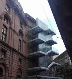 Catania, polemiche sulla nuova scala antincendio del Teatro Massimo Bellini