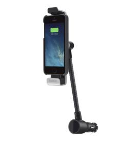 Soporte y cargador vehicular para IPhone y IPod marca Belkin - Foto 1