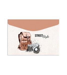 Foto 3. Sobres de carton con velcro, diseño cámaras 2
