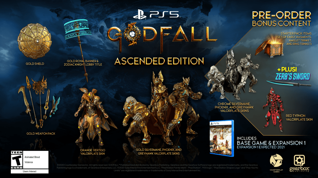 05 Ascended Plus PreOrder PS5
