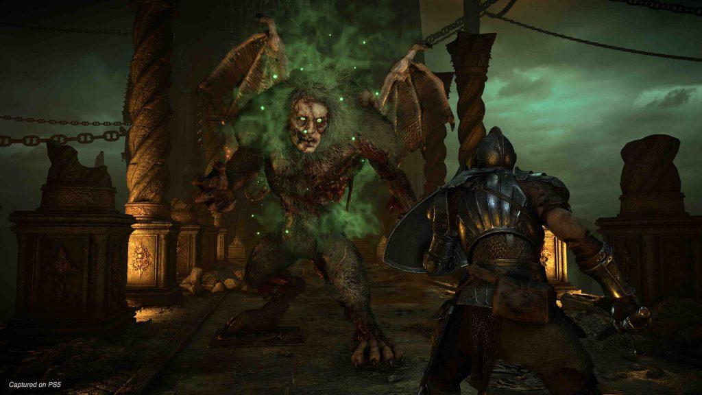 Demons Souls ManEater