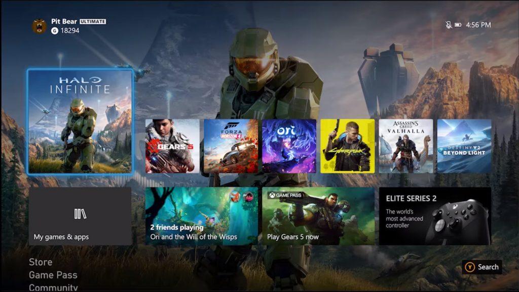 Xboxseries X