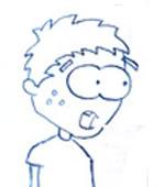 Old Cartoon Stu