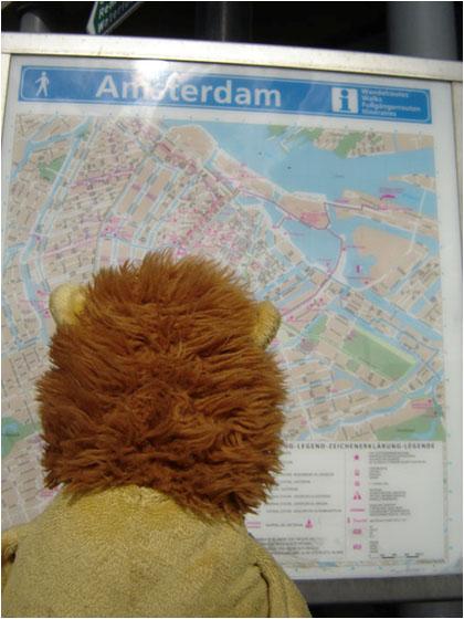 Alex de Leeuw in amsterdam 2