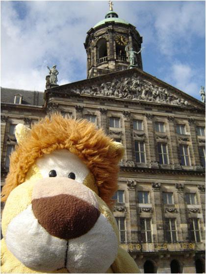 Alex de Leeuw in amsterdam 7