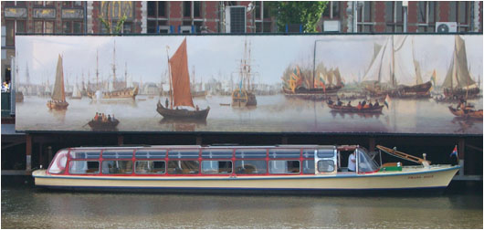 Amsterdam Dutch Fleet