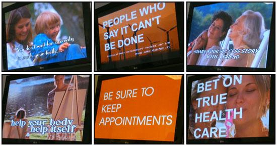 Chiropractor Screens