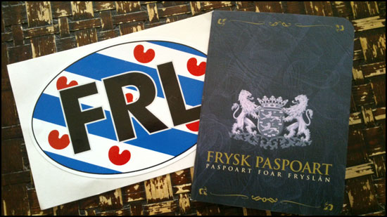 Friesian Passport