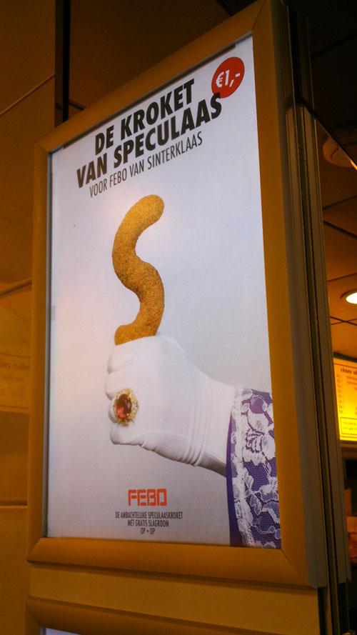 Speculaas Kroket Poster