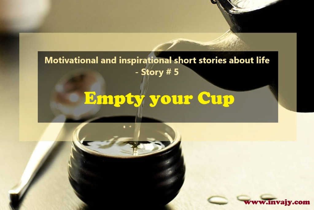 Motivational and inspirational stories about life – Empty