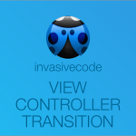 Custom View Controller Transitions and Storyboard