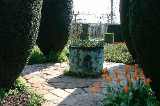 Sissinghurst Castle Gardens Cottage Garden 2
