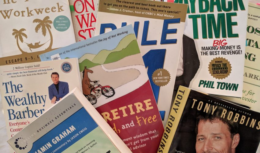 Quick Reviews of Personal Finance Books