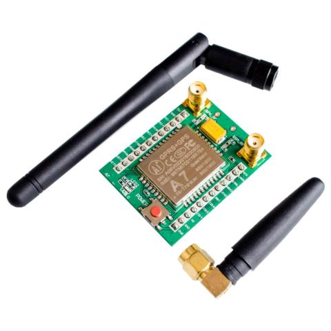A7 GSM/GPRS/GPS Module