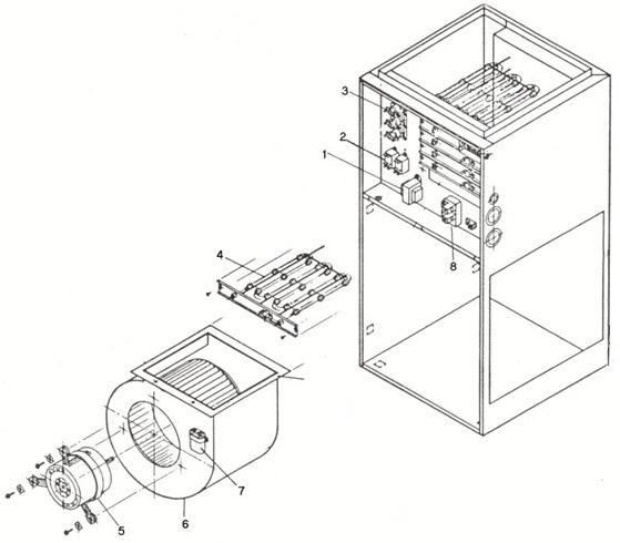 Electric Furnace Schematic