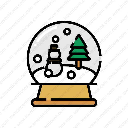 Click here and download the hand lettered christmas snow globe svg graphic · window, mac, linux · last updated 2021 · commercial licence included. Download Snow Globe Vector Icon Inventicons