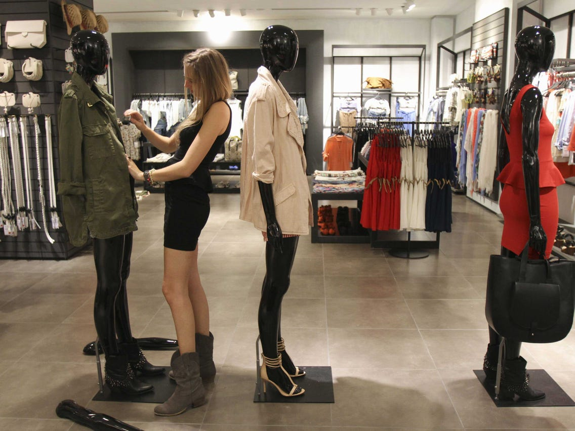 Bidding a farewell to hugely popular brands, the effects of coronavirus pandemic on the retail fashion industry;
