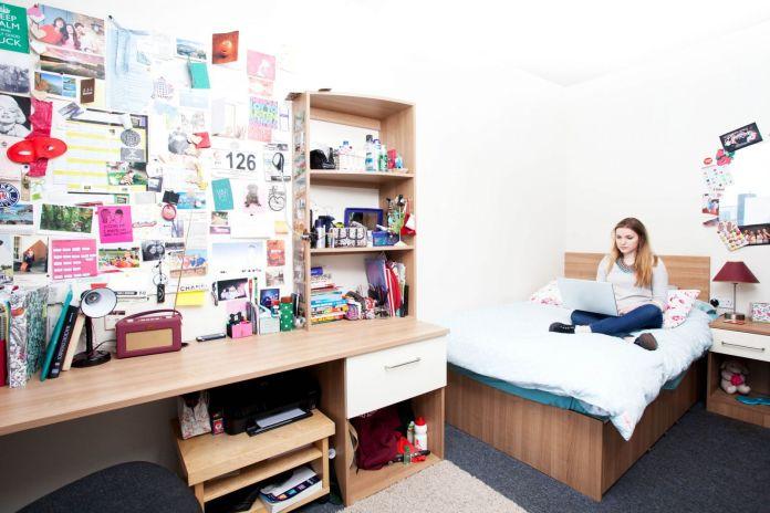 Housing private halls room bristol Unite