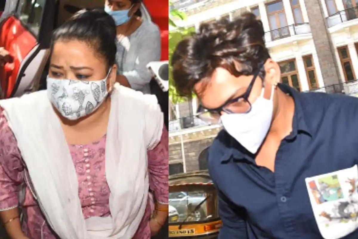 Comedian Bharti Singh arrested by NCB in drug case   Inventiva