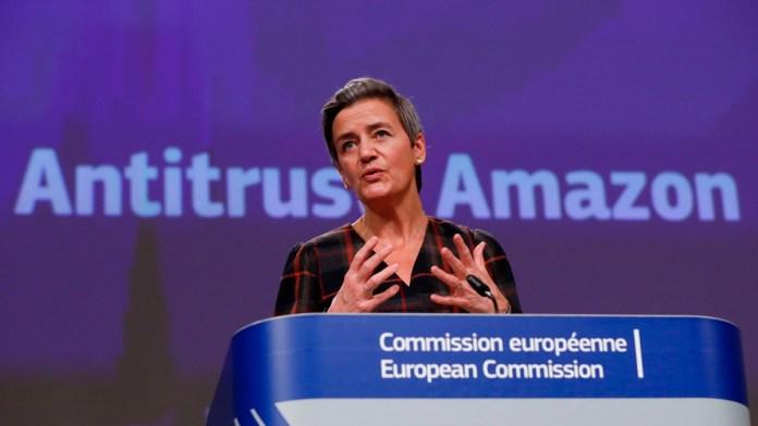 europe amazon antitrust CONTENT 2020